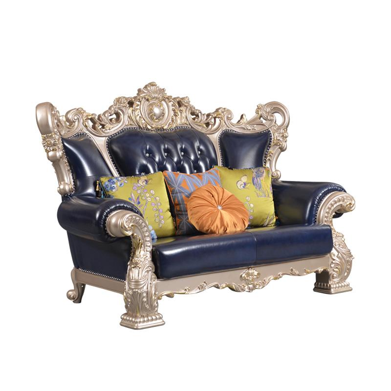 宝居乐铂尔家四代二位沙发YF013B