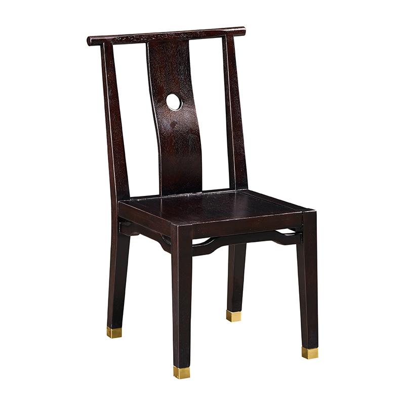 苏园-红翅木新中式餐椅8611