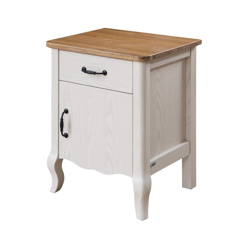 森盛罗曼+法式右床头柜B9003-Y