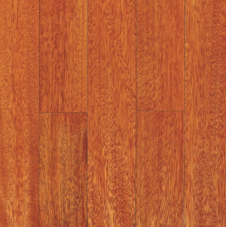 圣象多层实木复合地板海棠木HM9501