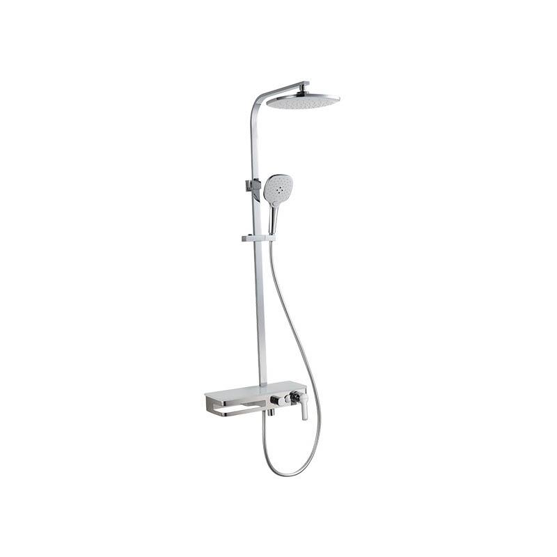 贝朗淋浴柱(置物平台)爆款产品