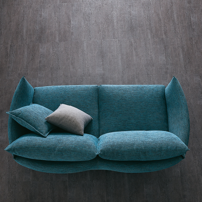 古诺现代B8038#双扶三位沙发