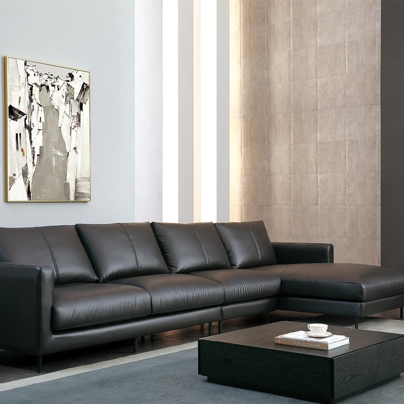 古诺现代P8033-1#贵妃,单位,三位沙发 1+3+贵