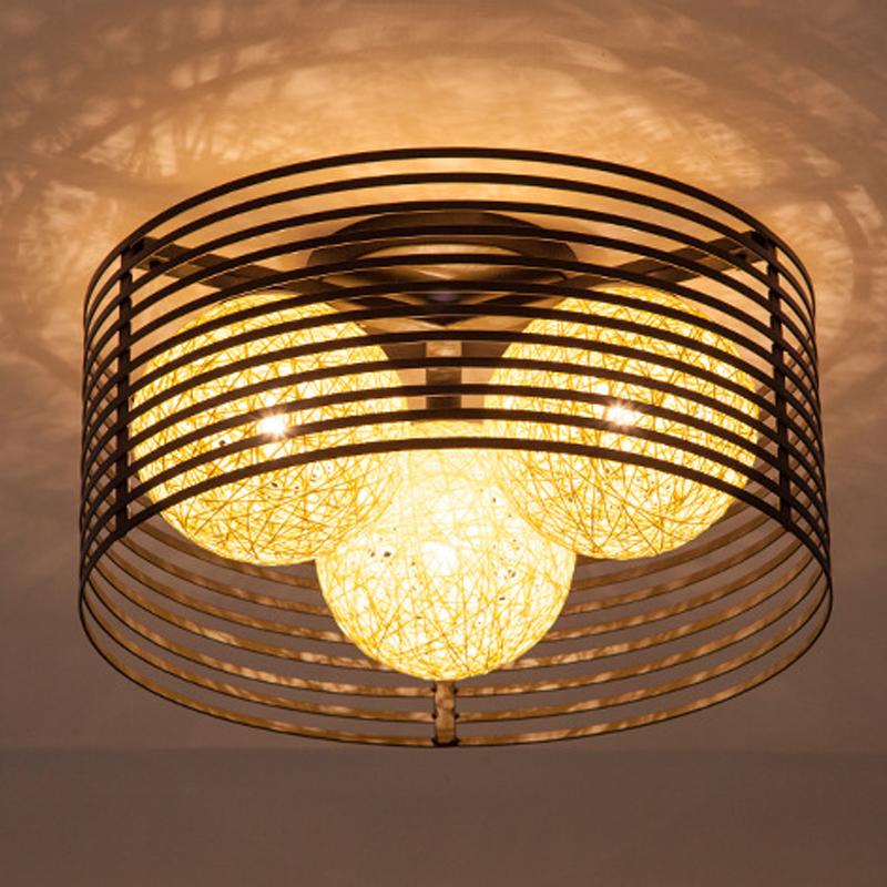 生活本美式ZM8017(1811)现代简约LED吸顶灯