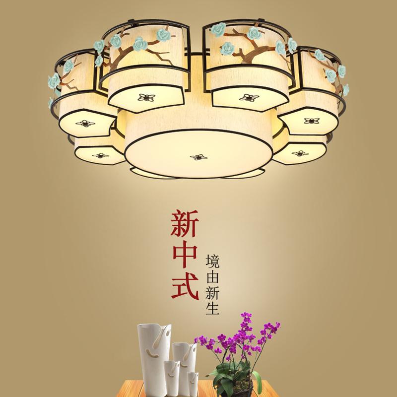 生活本中式风  A6002吸顶灯