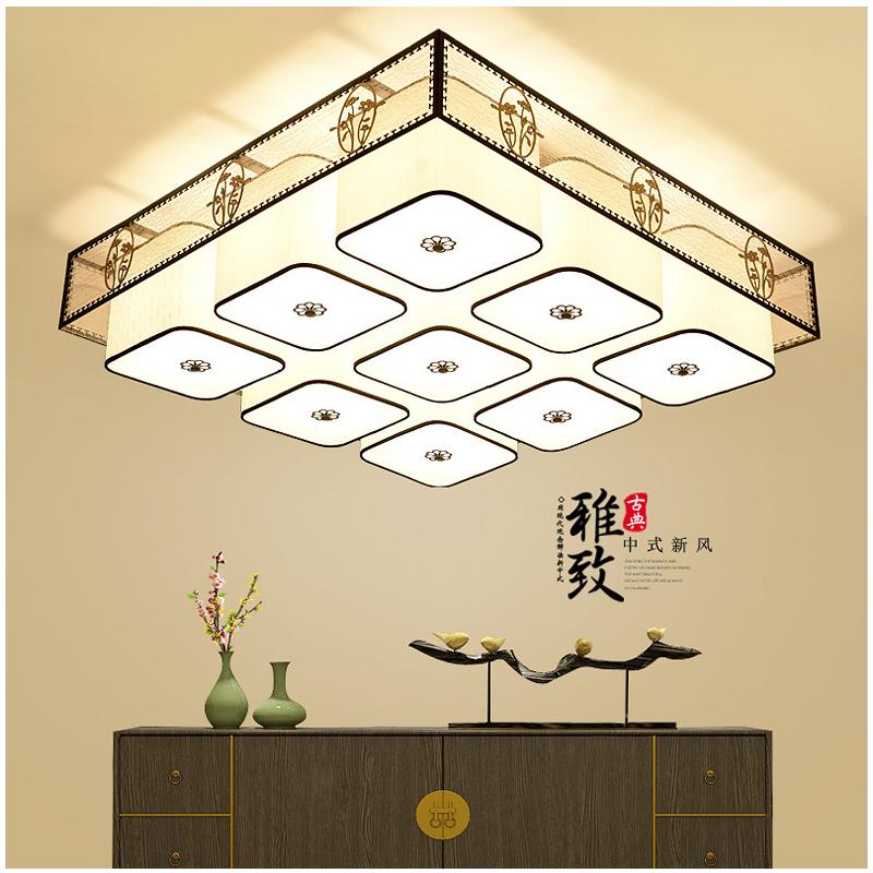 生活本中式风A6013吸顶灯
