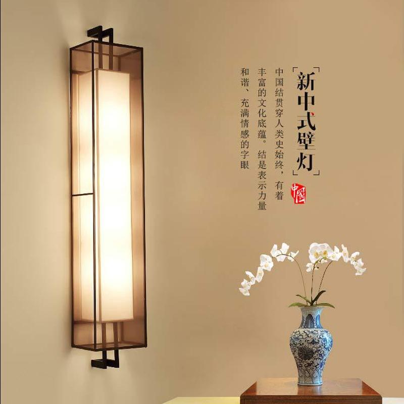 生活本新中式8619壁灯  50cm 金色不含光源