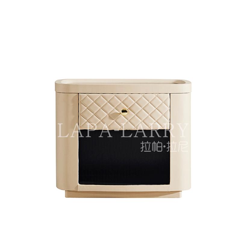 拉帕拉尼床头柜L-CG011