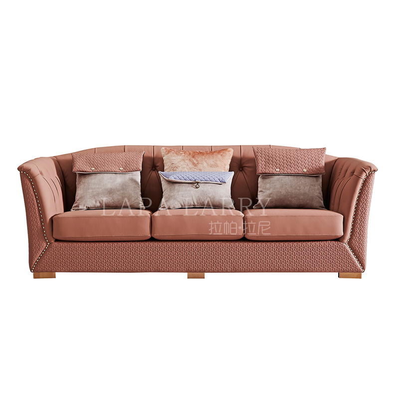 拉帕拉尼三位沙发 L-SF011-3