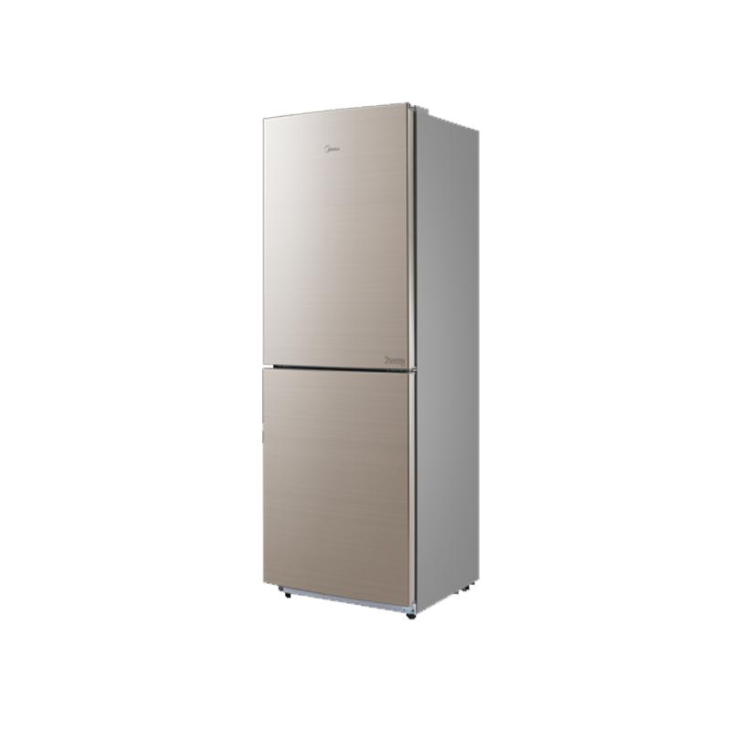 美的BCD-186WM爵士棕冰箱