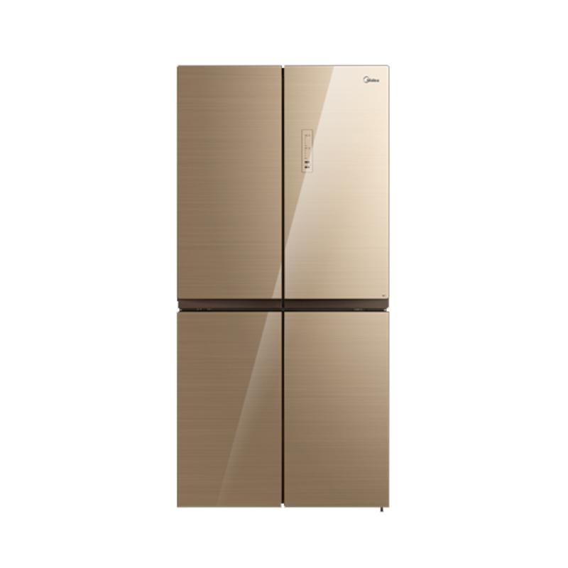 美的BCD-456WGM冰箱