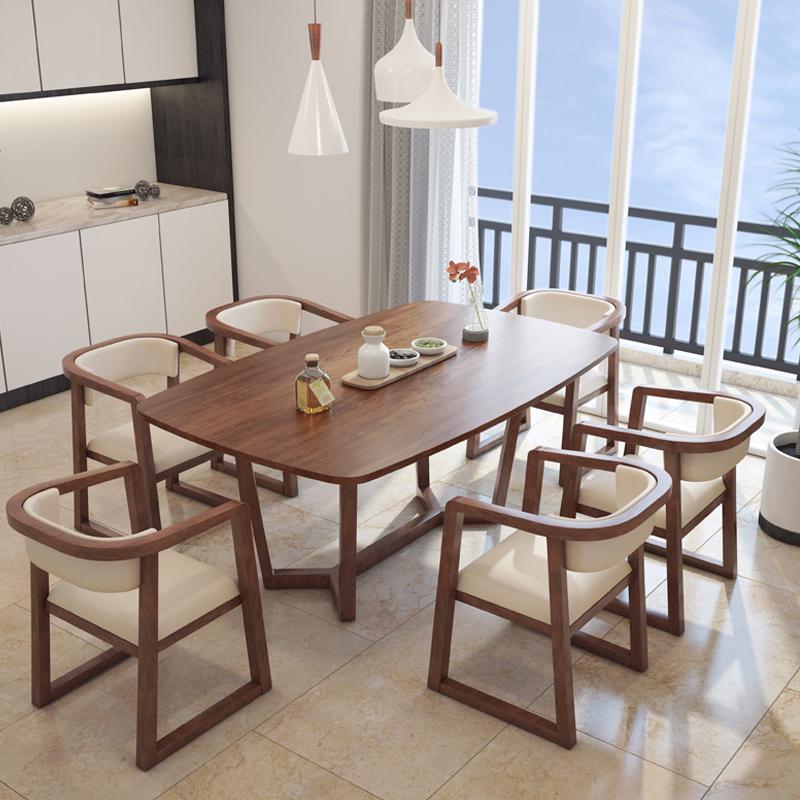 名艺轩003餐桌 140*80