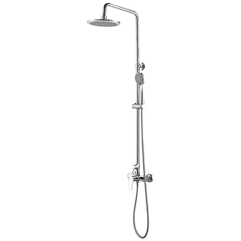 箭牌两功能升降明杆淋浴花洒AD3201S