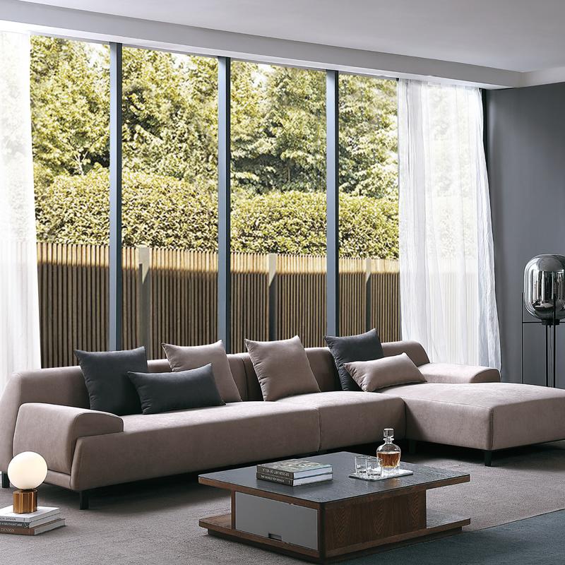 古诺B8009#贵妃,单位,三位沙发 3+贵