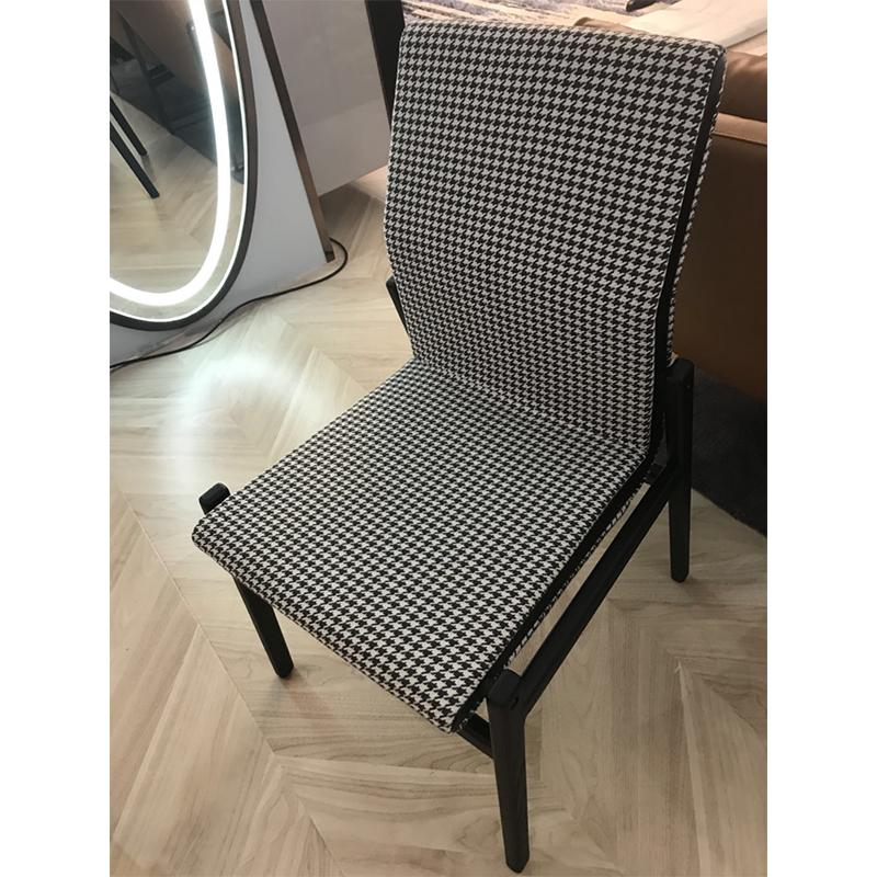 美持 餐椅6R011 烟熏色
