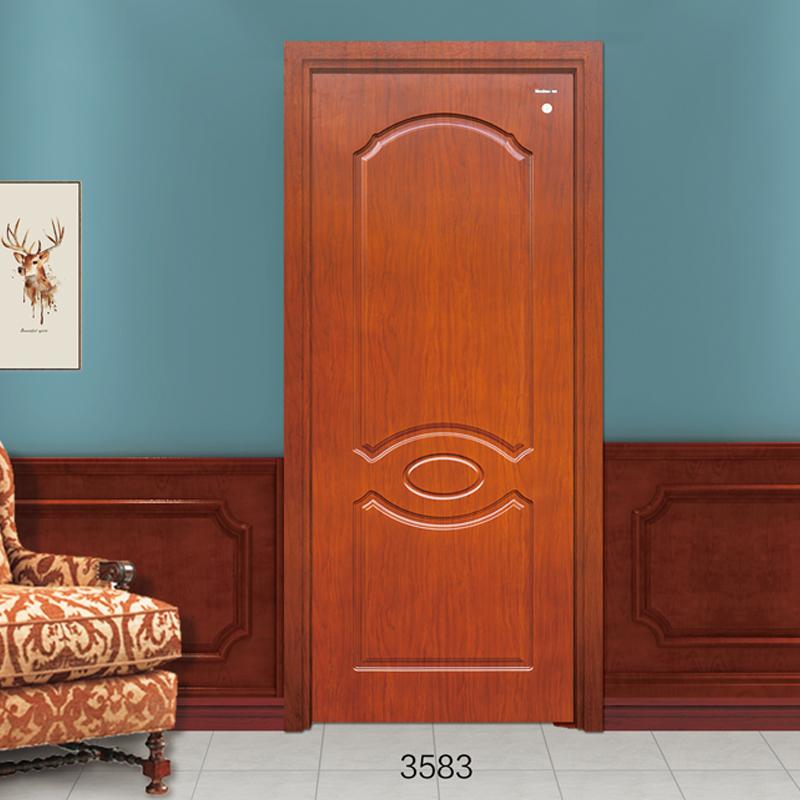 美心木门新品油漆门系列3583