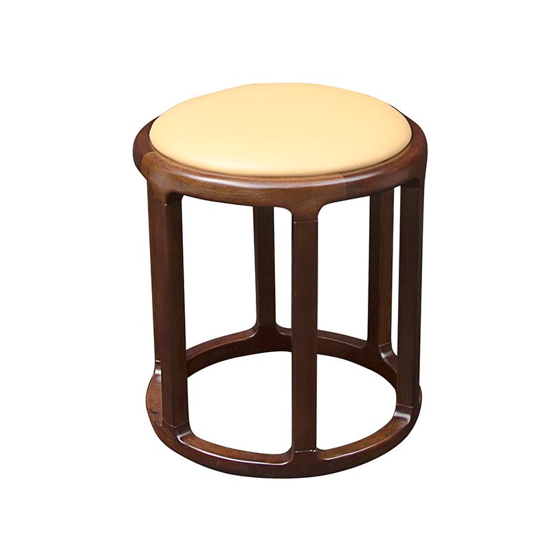 森盛庐境新中式妆凳AE01B
