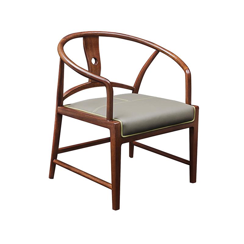 森盛庐境新中式茶椅AN06