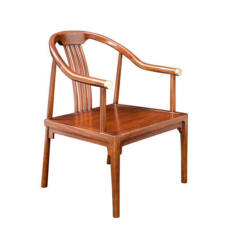 森盛庐境新中式茶椅AN07