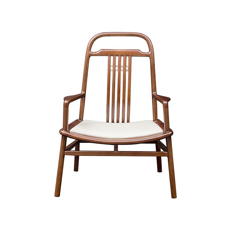 森盛庐境新中式休闲椅AXY02