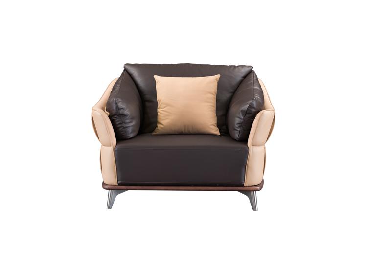 宝居乐意式实木轻奢单位沙发SP306