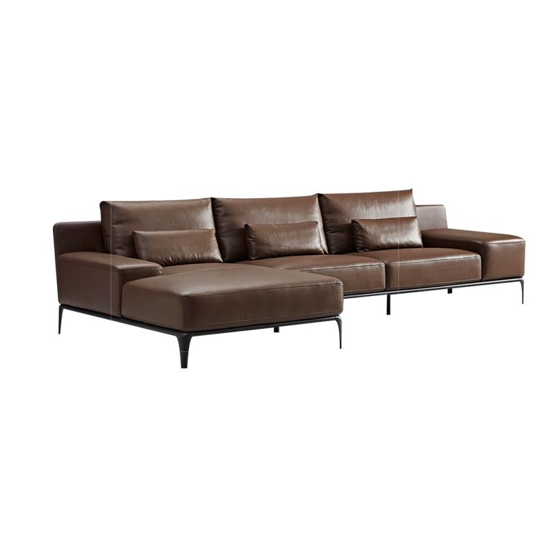 拉帕拉尼Z-SF3003组合沙发 右扶手三位沙发