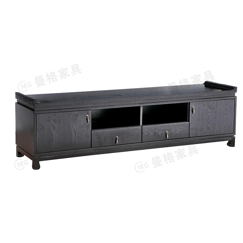 曼格新中式电视柜R-L09