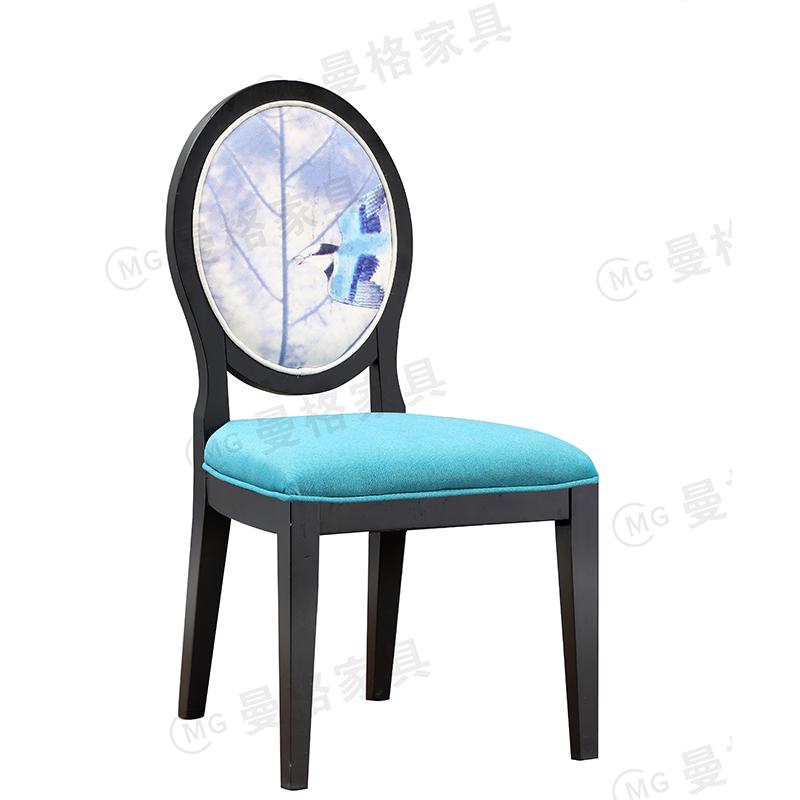 曼格新中式餐椅R-V13