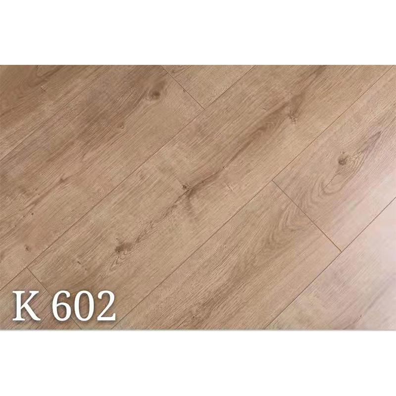乐洋羊强化地板晶钻面倒角系列K602 1200*200*12