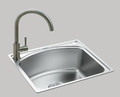 法恩莎卫浴单盆水槽FGP806