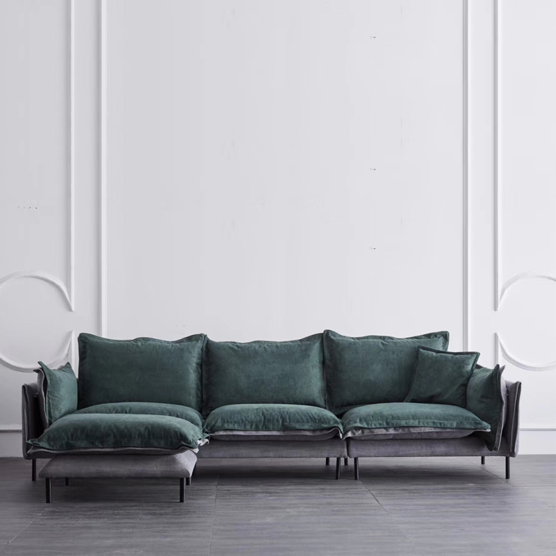 生活本北欧极好沙发沙发 单位沙发