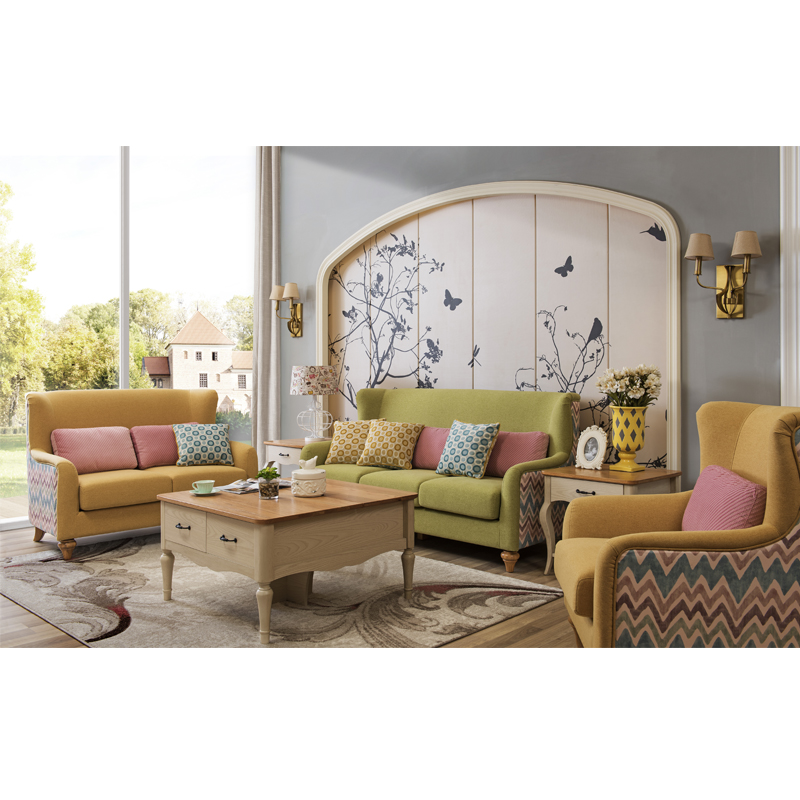 森盛罗曼+法式沙发SFG9002