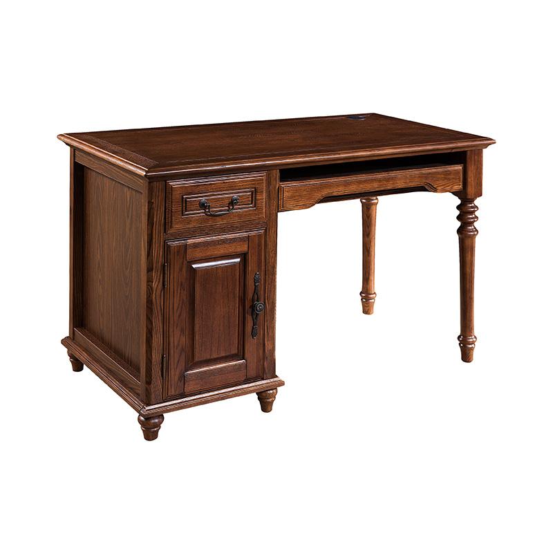 森盛舒美美式书桌S6002B
