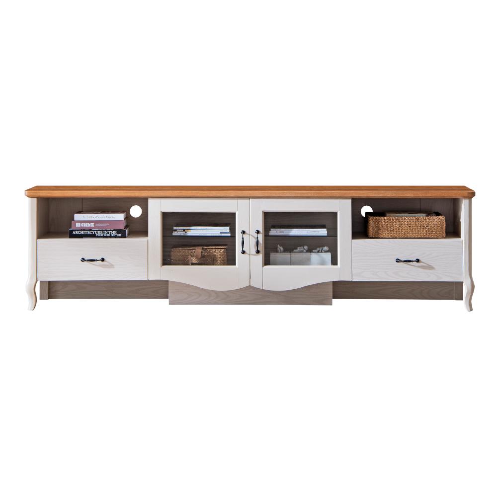 森盛罗曼+法式电视柜F9002