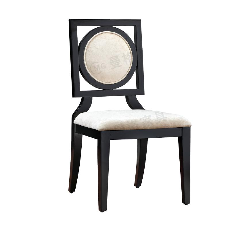 曼格新中式餐椅R-E03 默认