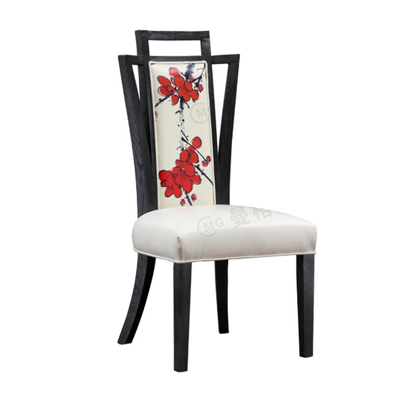 曼格新中式餐椅R-V71 默认