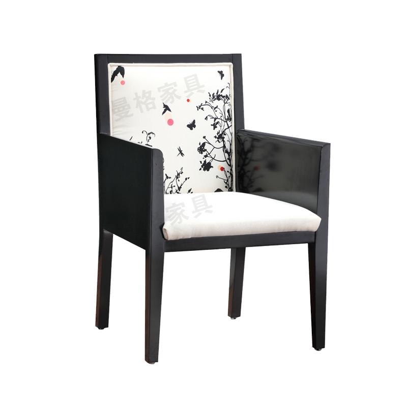 曼格新中式休闲椅R-V27