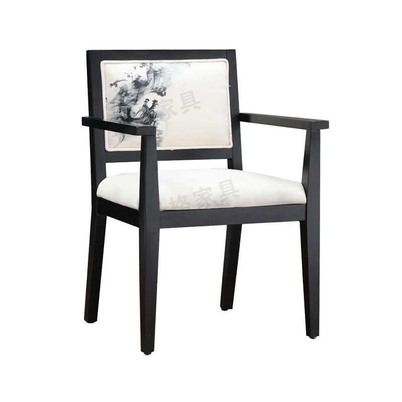 曼格新中式休闲椅R-V32 默认