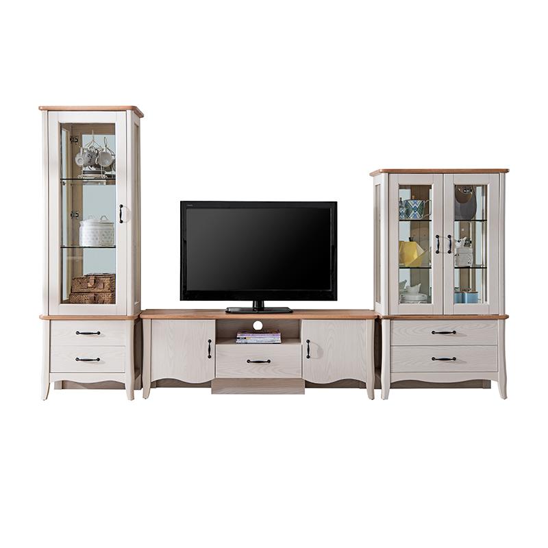 森盛罗曼+法式组合电视柜G9001