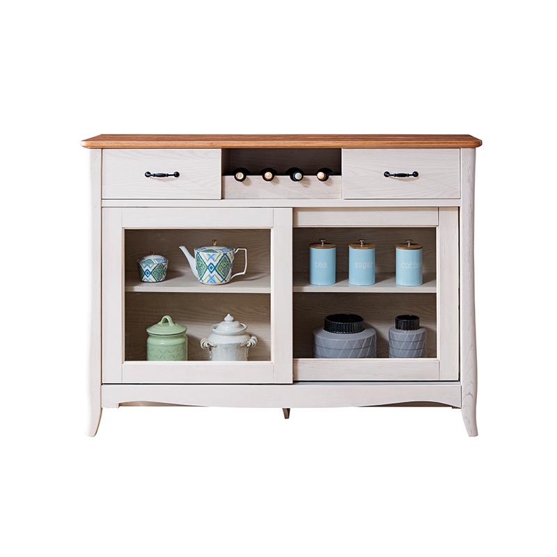 森盛罗曼+法式餐边柜M9002