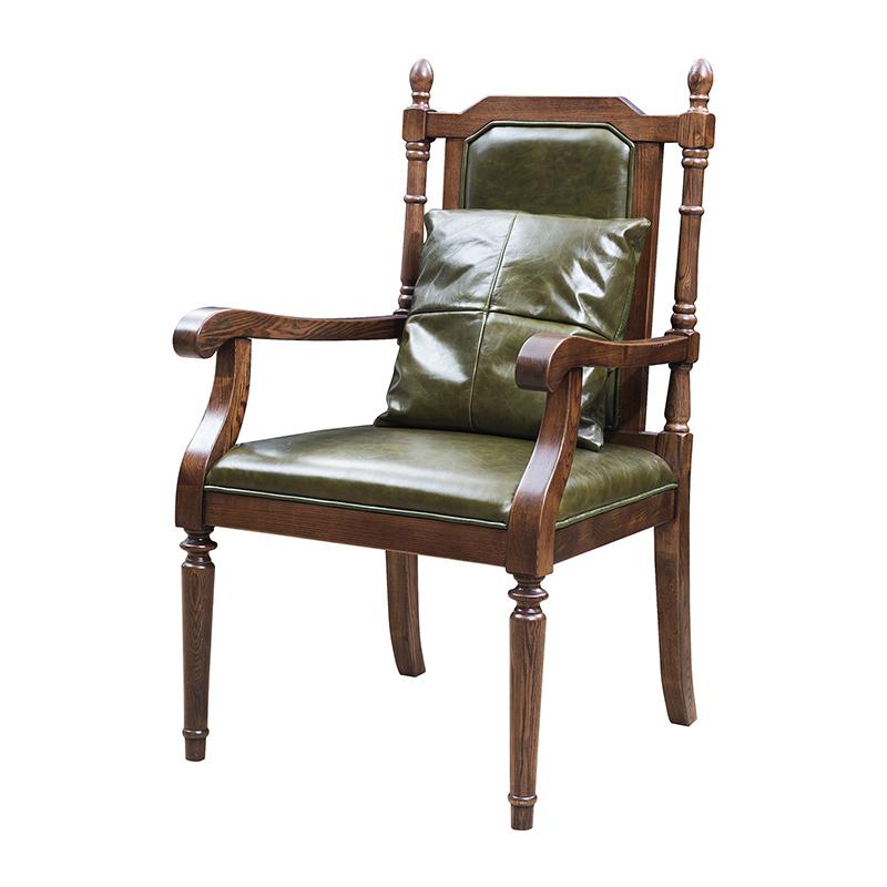 森盛舒美美式办公椅BY6001B