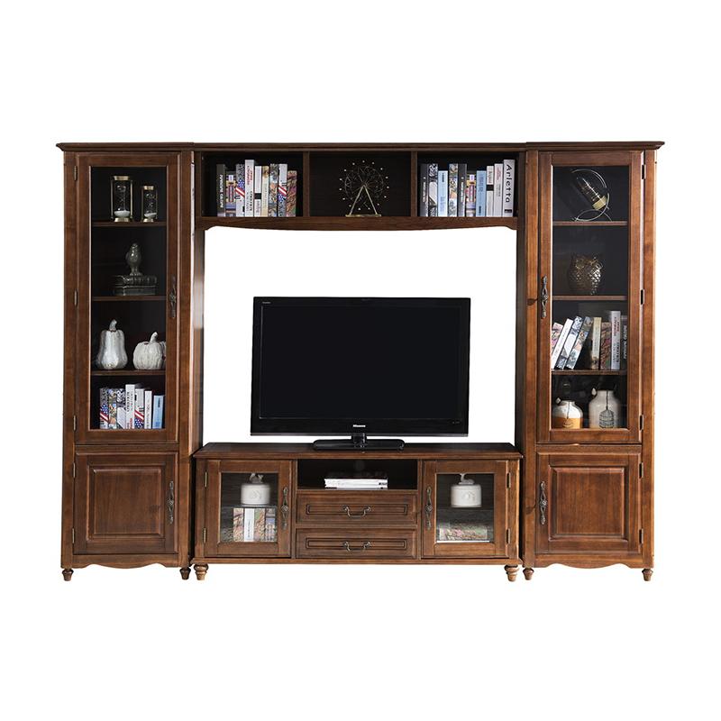 森盛舒美美式组合电视柜G6003B