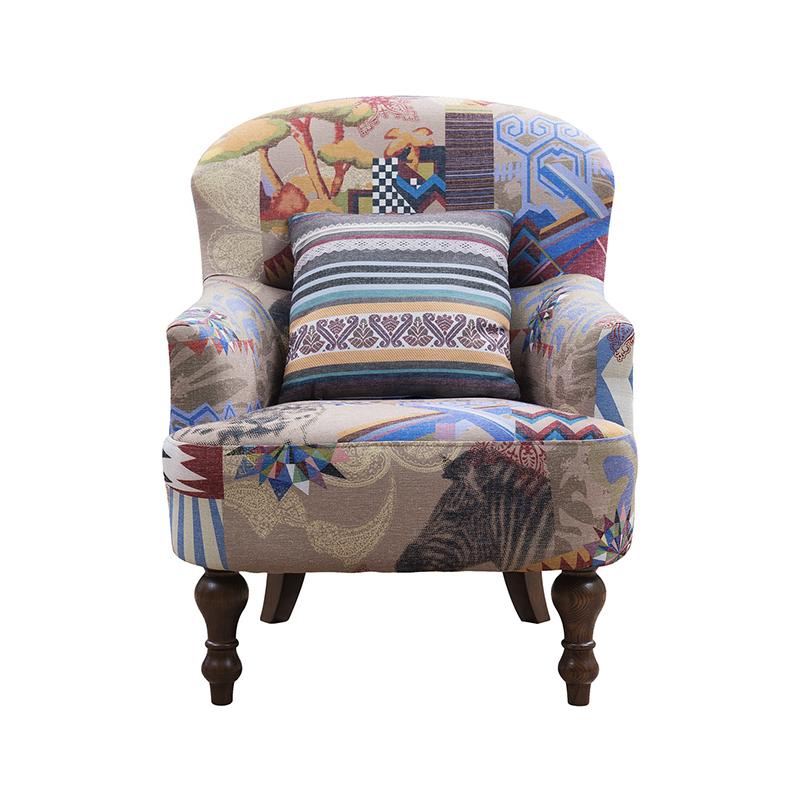 森盛舒美美式休闲椅XY6001
