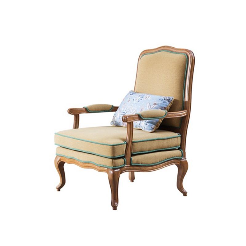 森盛罗曼+法式休闲椅XY9001A