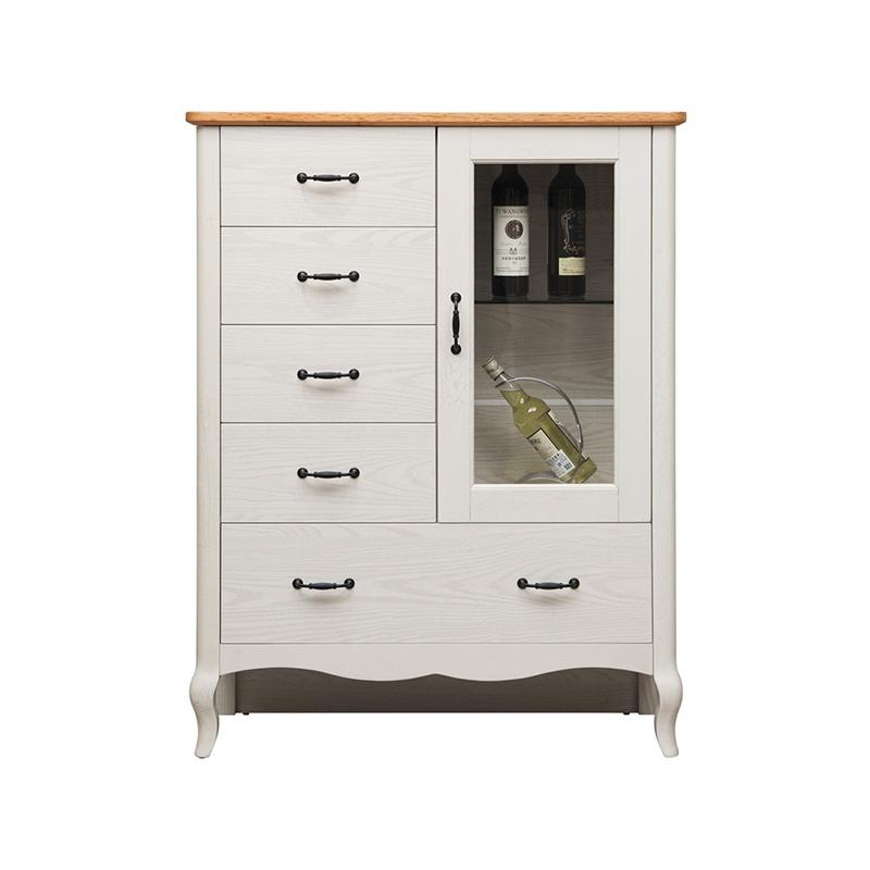 森盛罗曼+法式装饰柜U9001