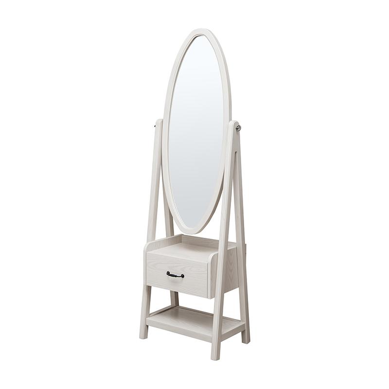 森盛罗曼+法式穿衣镜W9001