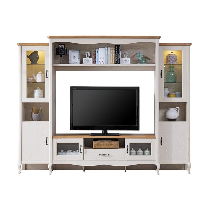 森盛罗曼+法式组合柜G9002