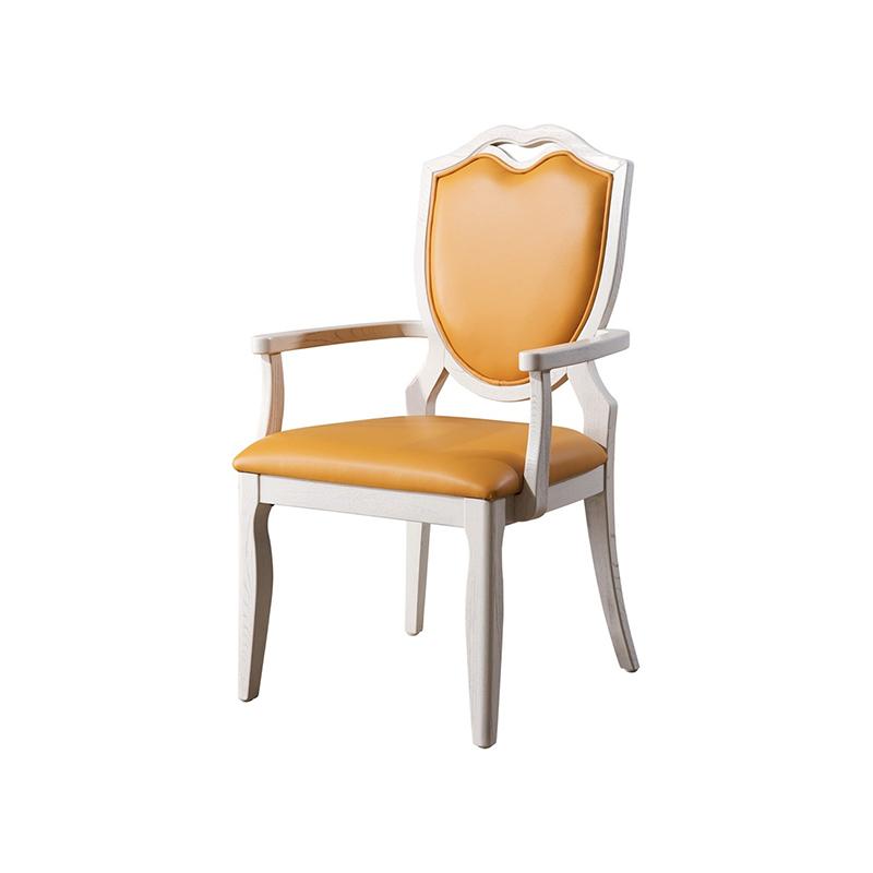森盛罗曼+法式办公椅BY9001B