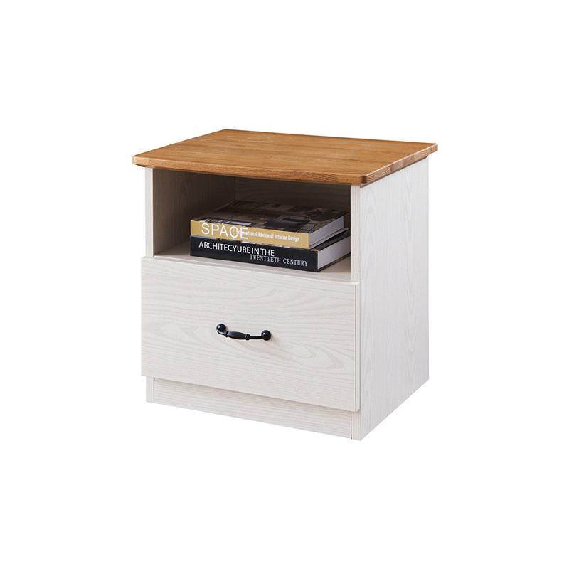 森盛罗曼+法式床头柜B9007