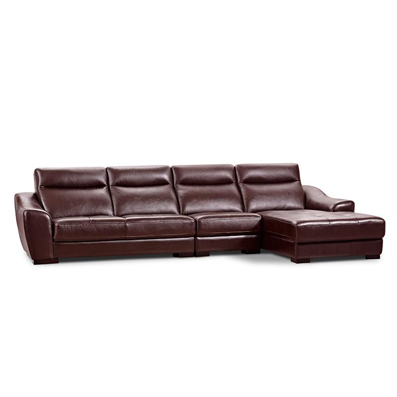 富牌家具现代休闲FS460组合沙发
